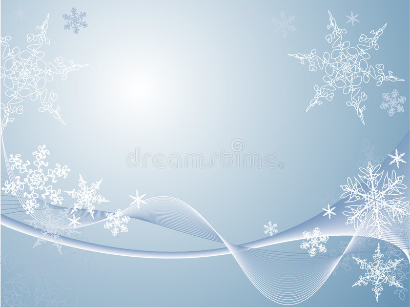Download Snowflake background stock vector. Image of illustrator - 1282317