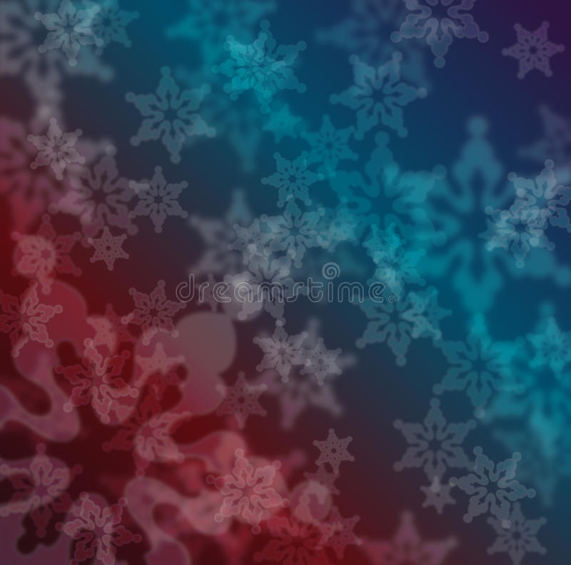 Download Snowflake  Bokeh Abstract Background Royalty Free Stock Image - Image: 16859686
