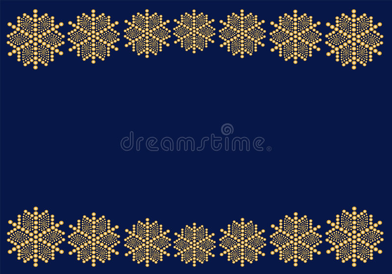 Download Snowflake christmas card stock vector. Image of celebration - 6902003