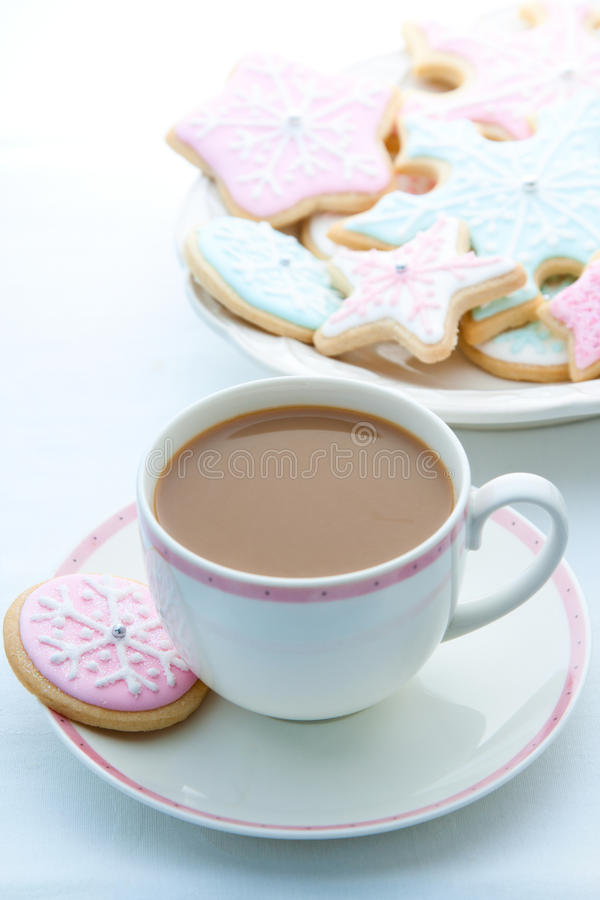 Download Snowflake Cookies Stock Images - Image: 16908344