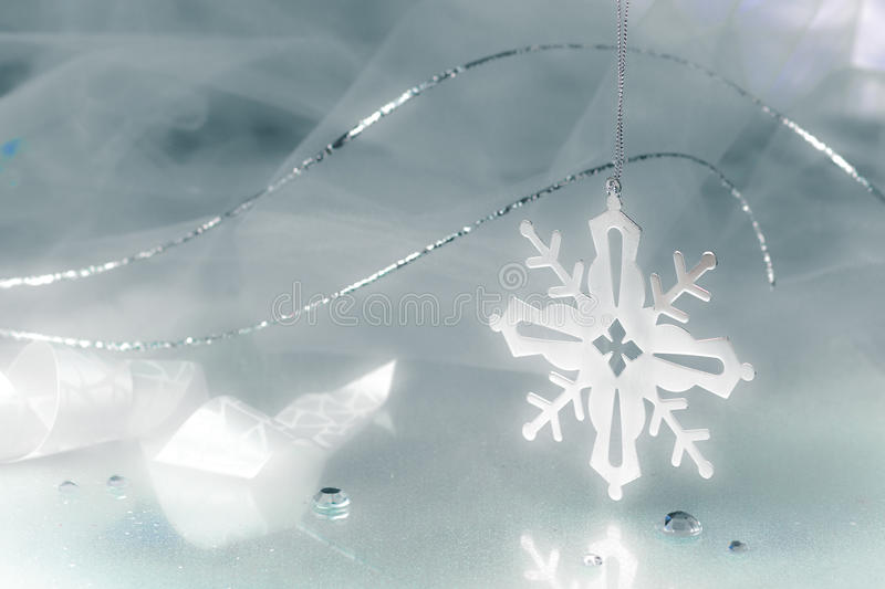 Download Snowflake Holiday Background Stock Image - Image: 26809209
