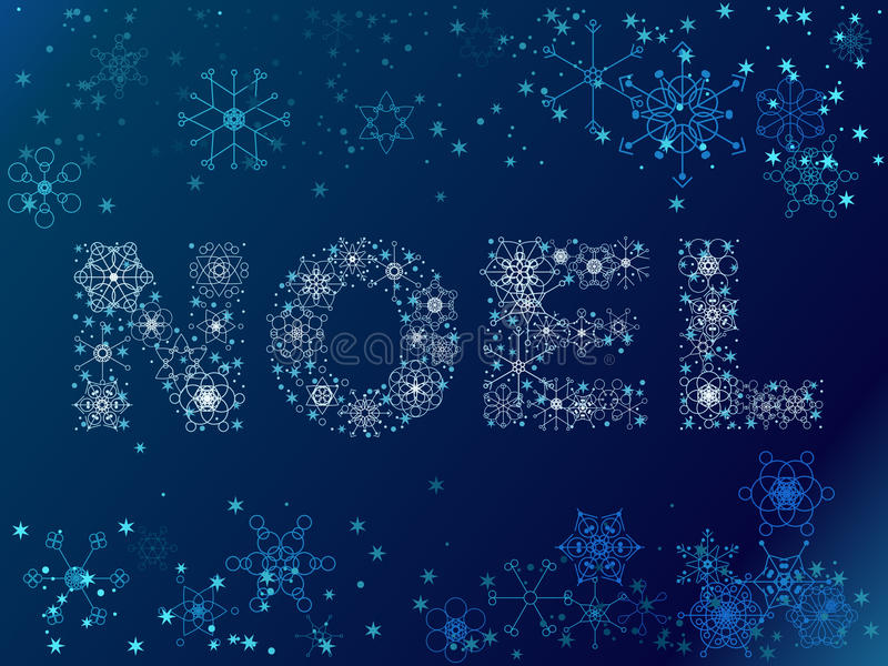 Download Snowflake Noel Illustration Stock Vector - Image: 11070040