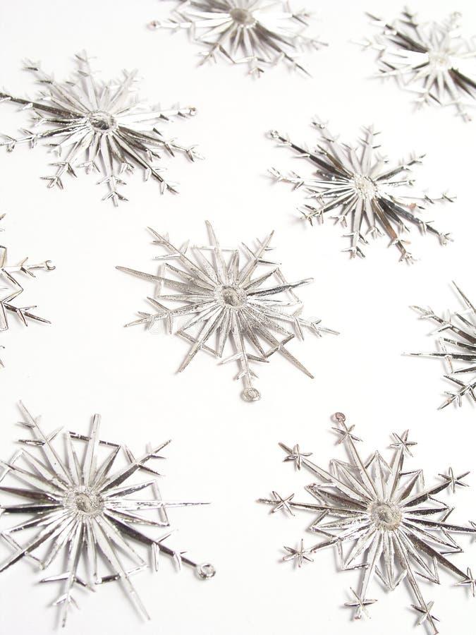 Free Snowflake Ornaments Royalty Free Stock Photos - 249808
