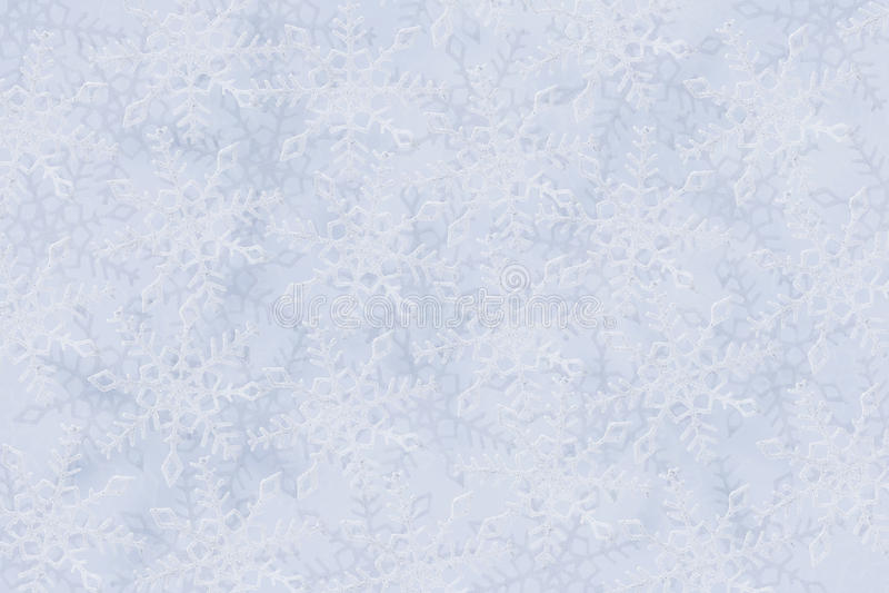 Snowflakes ανασκόπηση στοκ εικόνα με δικαίωμα ελεύθερης χρήσης