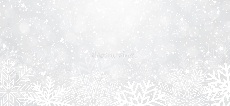 snowflakes απεικόνισης ανασκόπησης διανυσματικός χειμώνας διανυσματική απεικόνιση