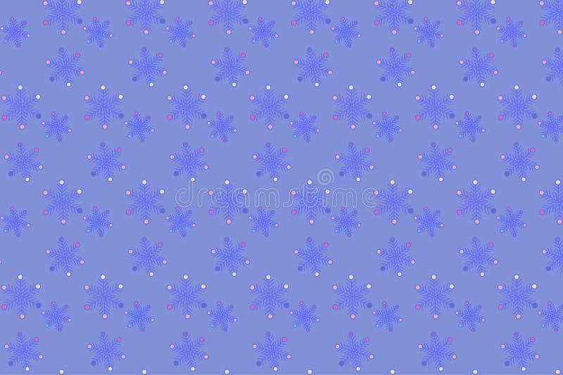 snowflakes σχέδιο ελεύθερη απεικόνιση δικαιώματος