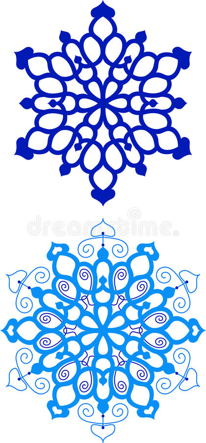 Download Snowflakes Royalty Free Stock Image - Image: 17446436
