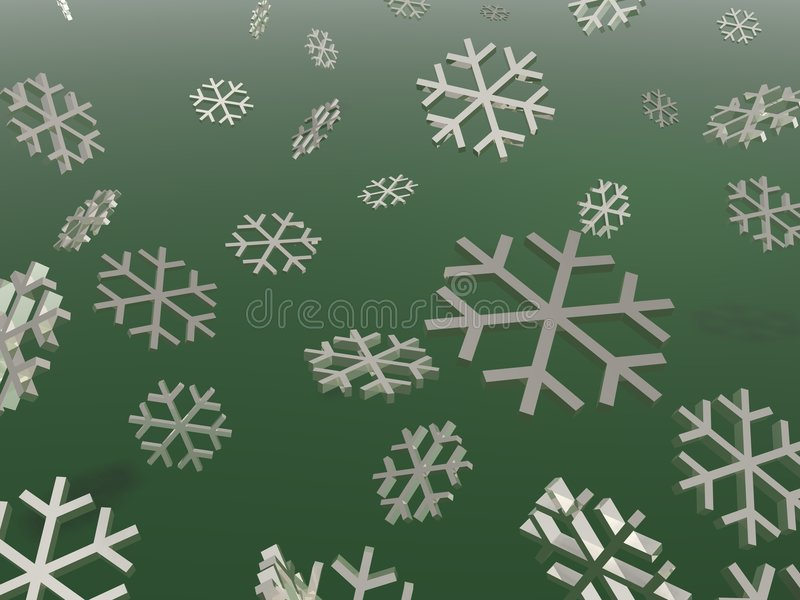 Download Snowflakes Royalty Free Stock Photography - Image: 175427
