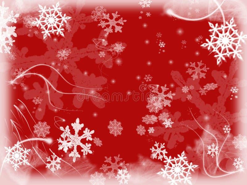 Snowflakes 2 royalty free illustration