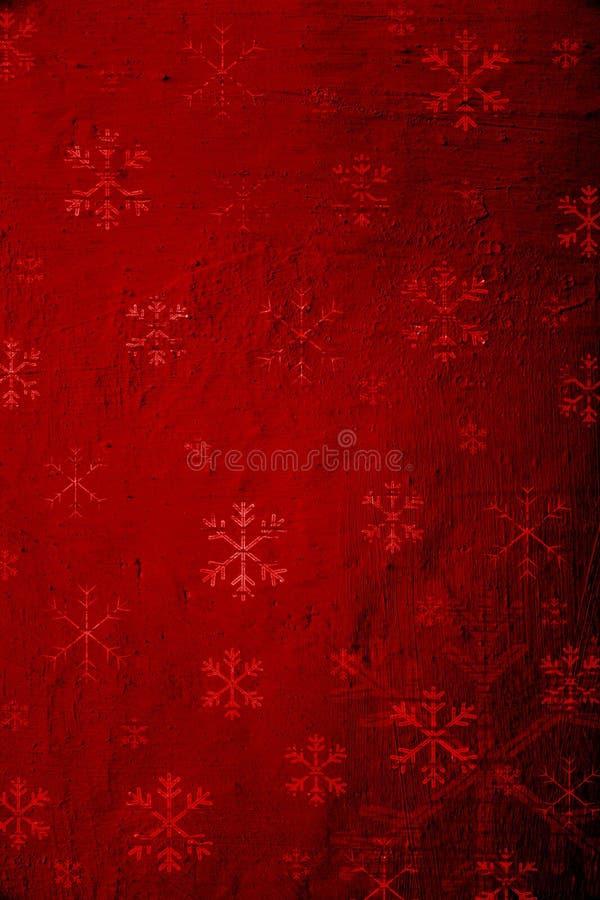 Snowflakes Christmas Background stock photos