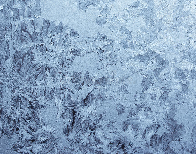 Download Snowflakes On The Glass. Stock Illustration - Image: 83704573