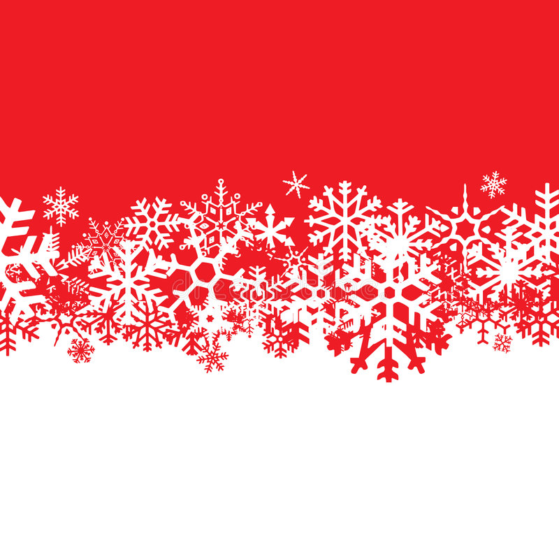 Download Snowflakes Layout stock vector. Image of artwork, layout - 7429902
