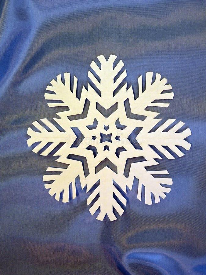 snowflakewhite royaltyfri fotografi