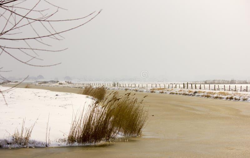 Snowice stockbild