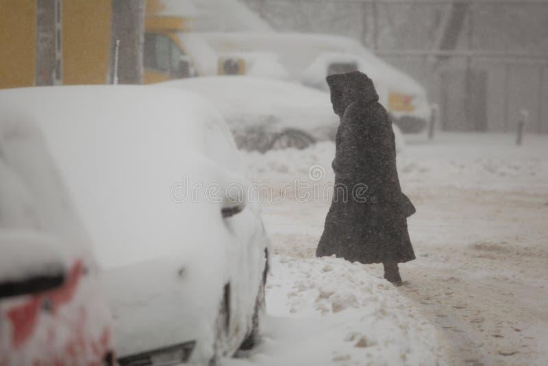 snowing fotografering för bildbyråer