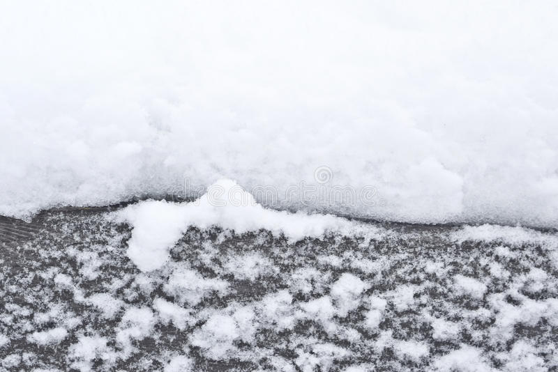Snowkant arkivfoton