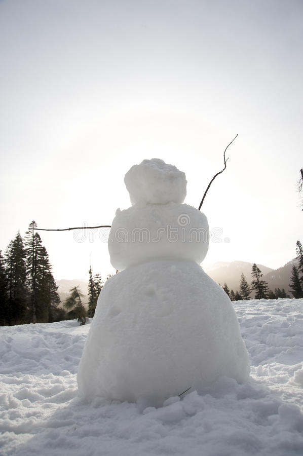 Download Snowman stock image. Image of snow, white, snowman, arms - 13863777