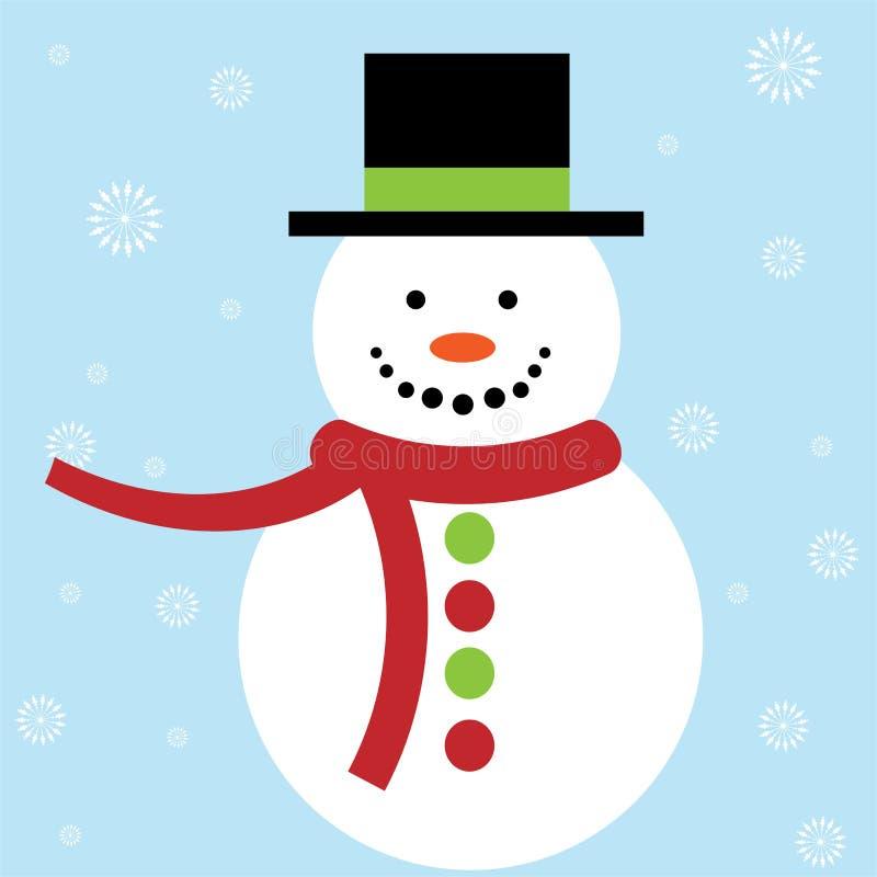Free Snowman Royalty Free Stock Photo - 14031535