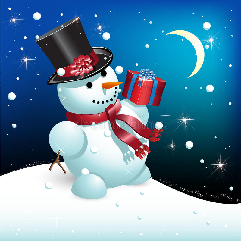 Download Snowman Royalty Free Stock Image - Image: 16630126