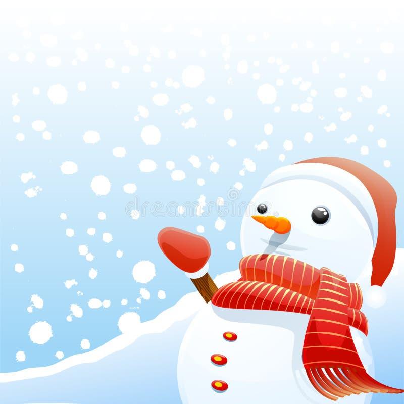 Free Snowman Royalty Free Stock Photos - 17539958