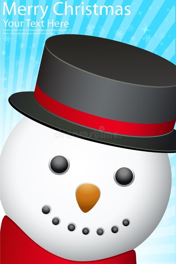 Free Snowman Royalty Free Stock Image - 17547736