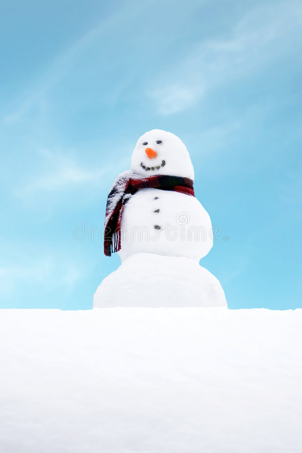 Free Snowman Stock Photos - 1846053