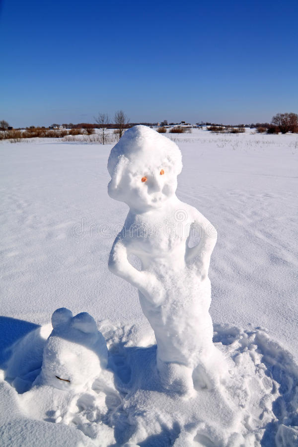 Download Snowman Stock Photo - Image: 18495760