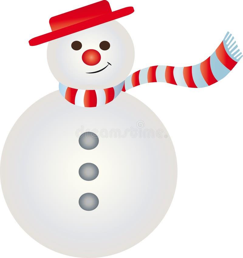 Free Snowman Stock Photo - 22069280