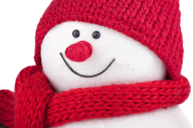 Download Snowman stock image. Image of material, homemade, snowman - 22219755