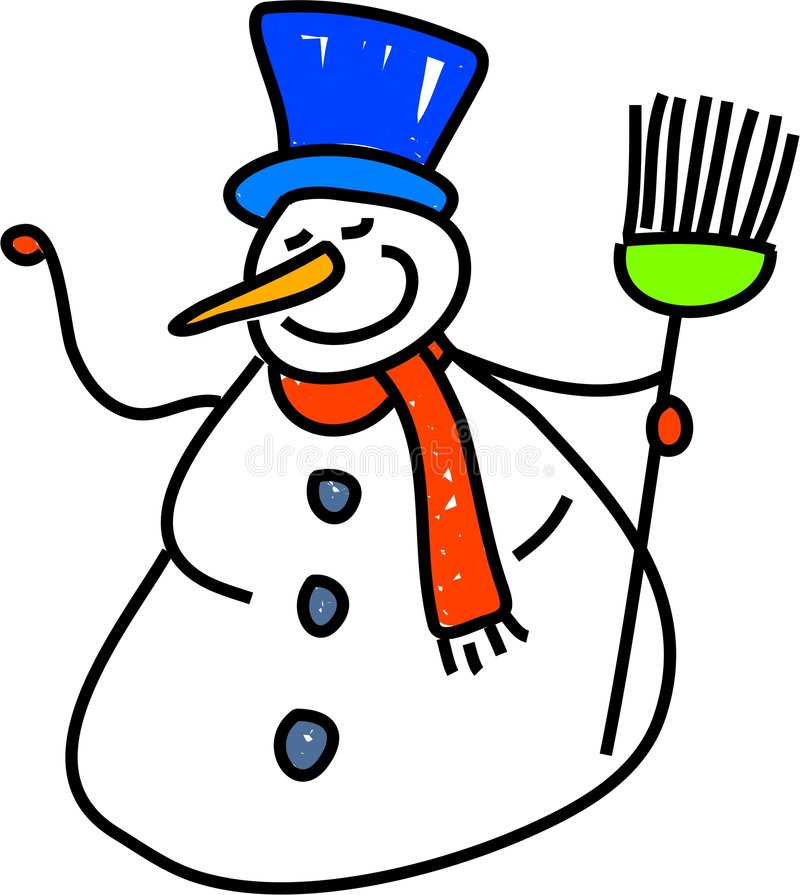 Download Snowman Stock Photography - Image: 2233332