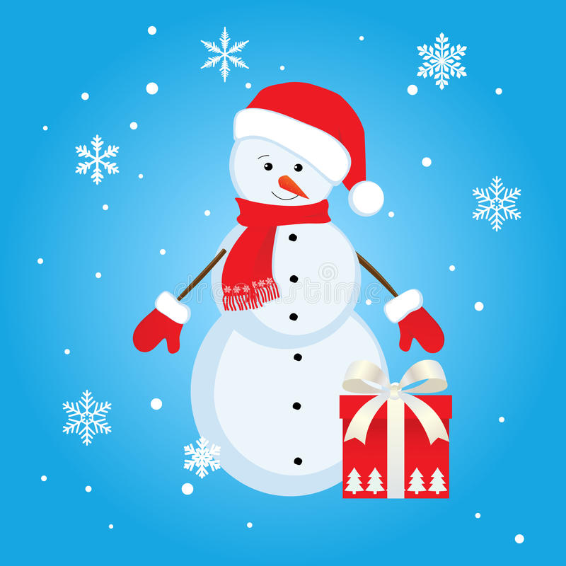 Download Snowman Royalty Free Stock Photo - Image: 26148975