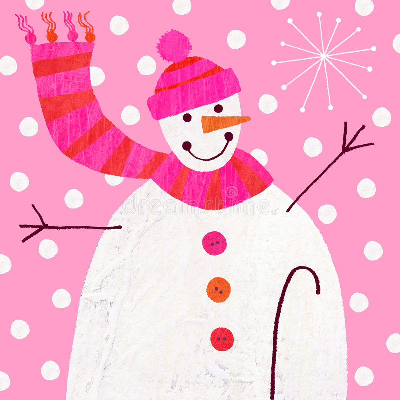 Free Snowman Royalty Free Stock Images - 265419