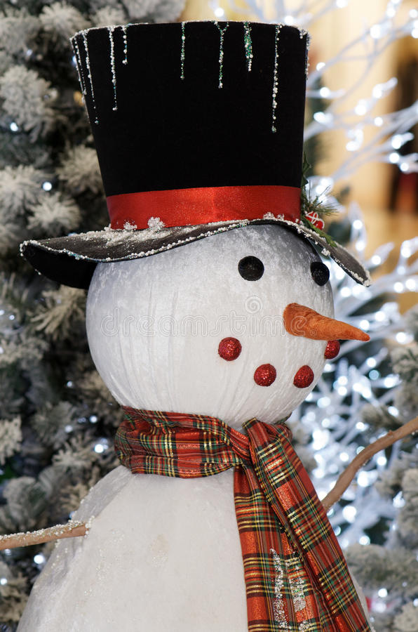 Download Snowman stock image. Image of snow, greetings, snowman - 27649149
