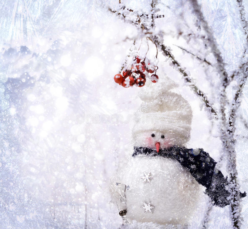 Download Snowman Royalty Free Stock Images - Image: 27871849