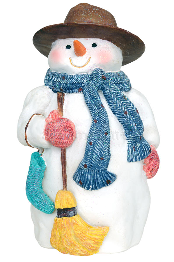 Download Snowman stock photo. Image of happy, carrot, seasonal - 27916740