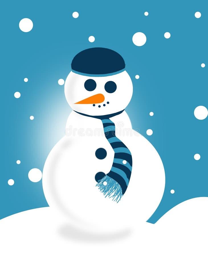 Free Snowman Royalty Free Stock Photos - 309408