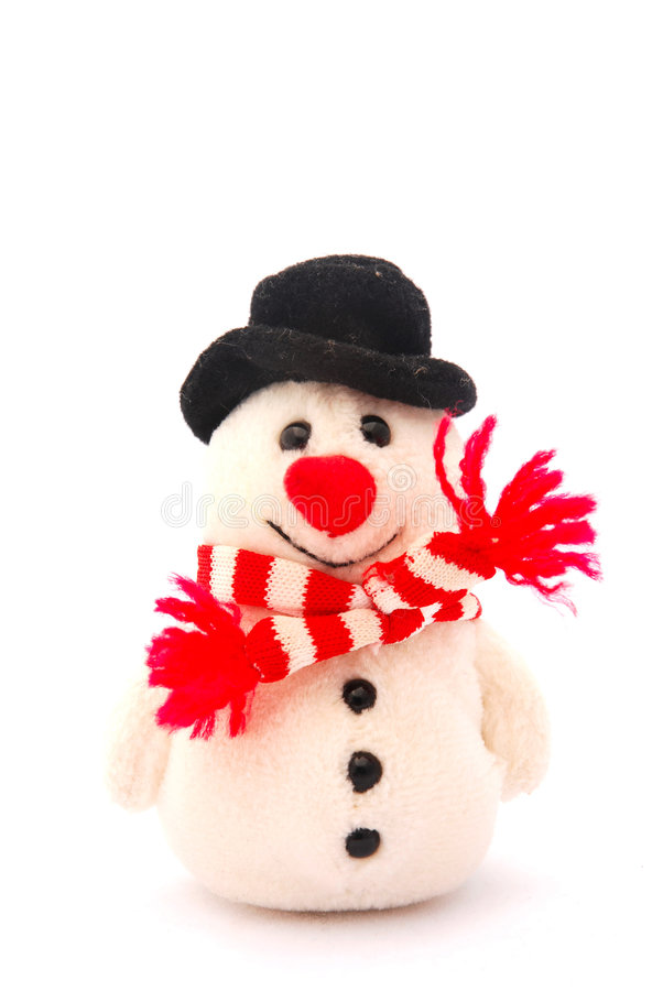 Free Snowman Stock Photography - 4257002