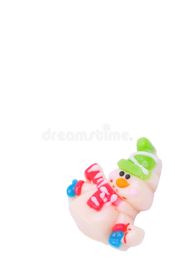 Download Snowman stock photo. Image of holiday, snow, isolation - 7630606