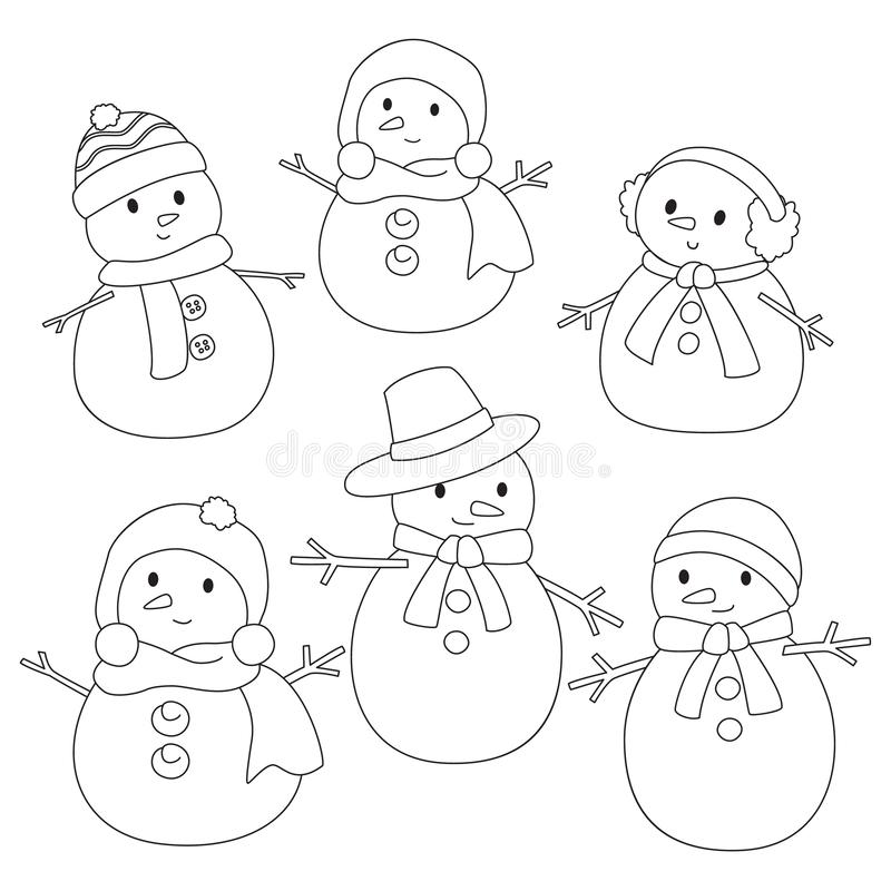 Snowman Coloring Page - Free Christmas Recipes, Coloring Pages for ... | 800x800