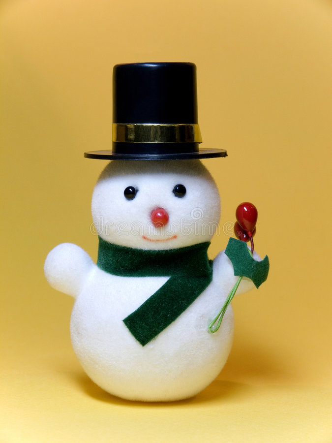 Download Snowman in Love stock photo. Image of lovely, christmas - 1713296