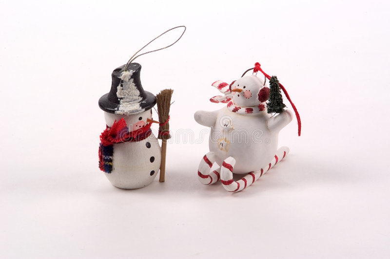 Download Snowman Tree Ornaments Stock Photos - Image: 23113