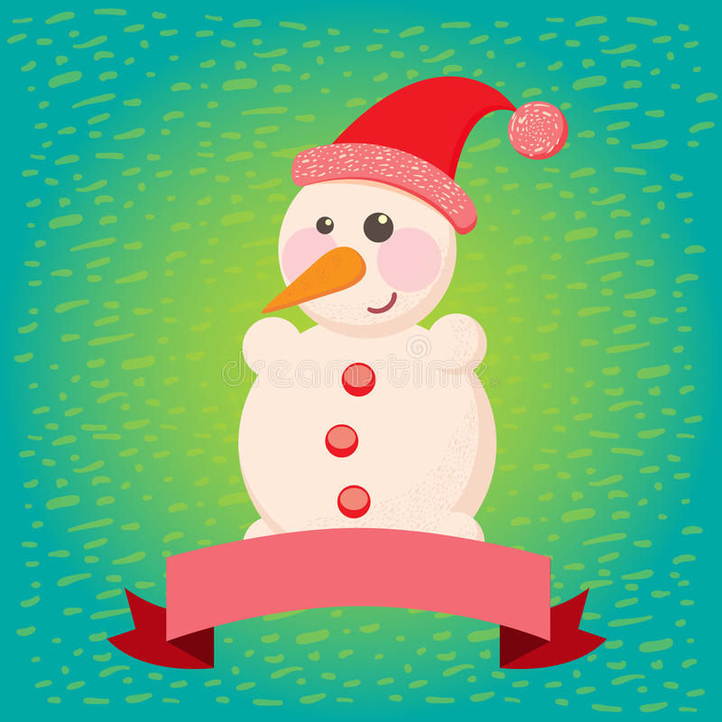 Download Snowman Royalty Free Stock Photo - Image: 34057785