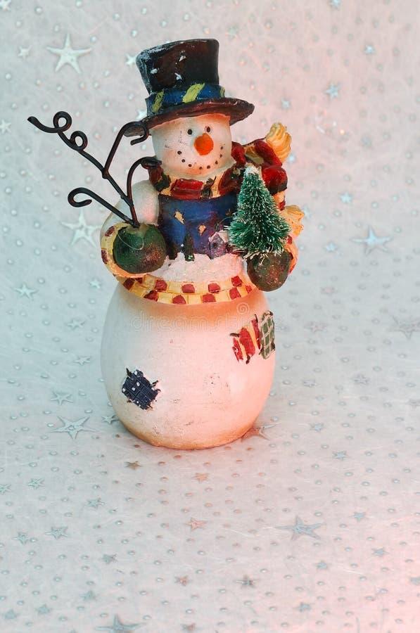 snowmantappning fotografering för bildbyråer