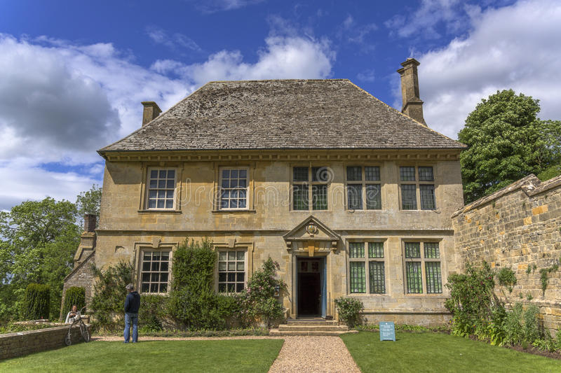 Download Snowshill manor editorial image. Image of stately, manor - 25762415