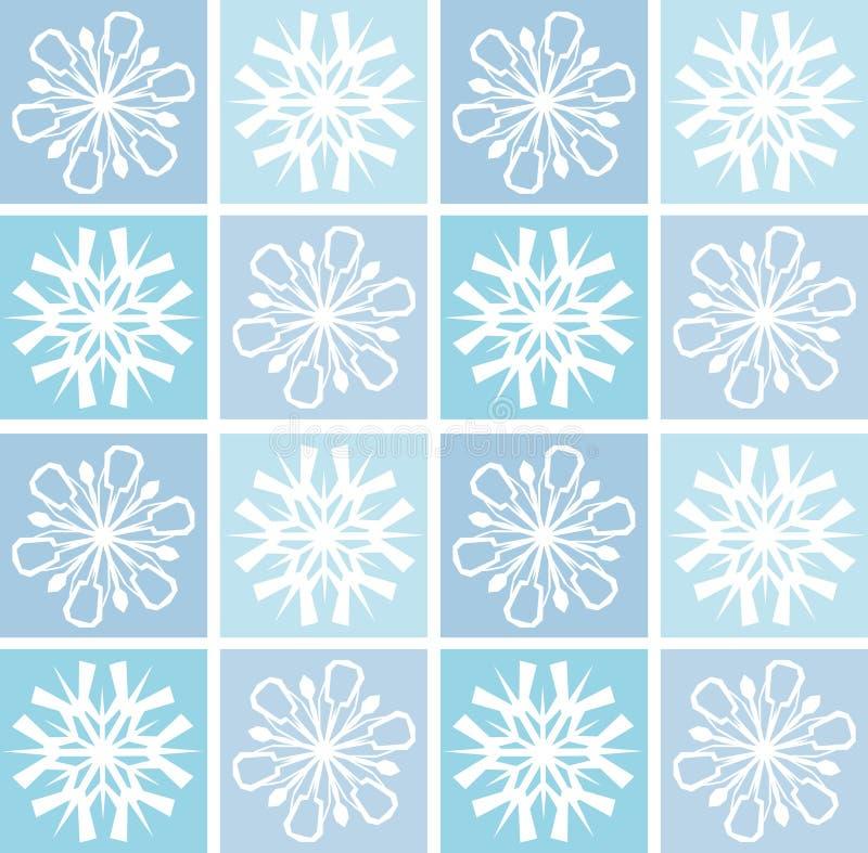 Download Snowvinter vektor illustrationer. Illustration av väder - 282848