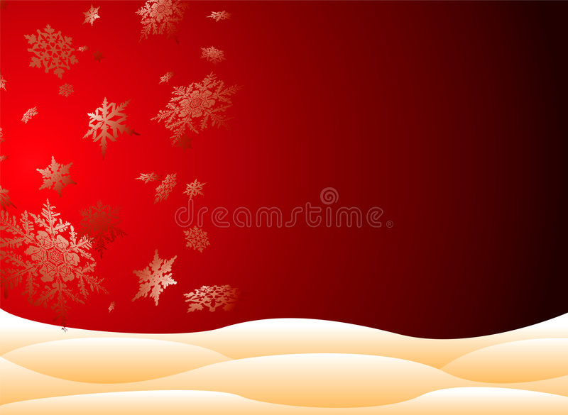 Download Snowy christmas stock vector. Image of luster, pattern - 3239640