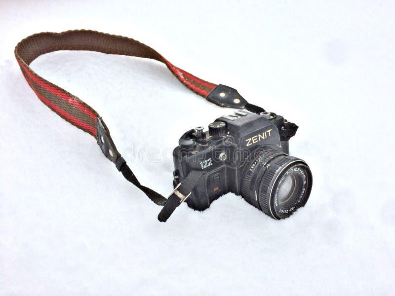 Snowzen stockbilder