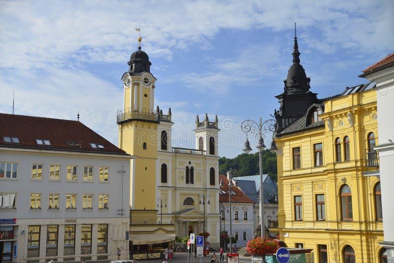 Banska Bystrica, Slovakia royalty free stock photography
