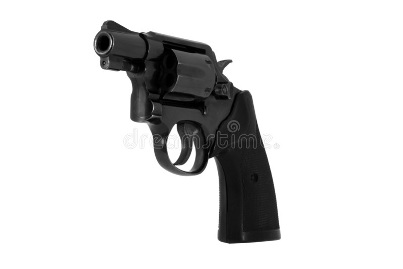 Download Snub Nosed Revolver Royalty Free Stock Photography - Image: 8177697