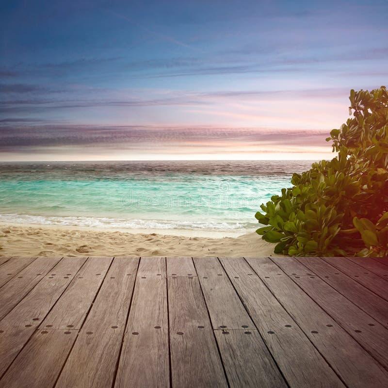 Soñe las vacaciones fotografía de archivo